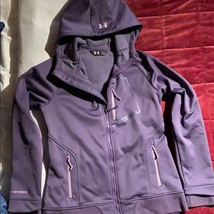 Women's under Armour coat size small